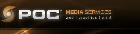 web design, print media and advertising, television